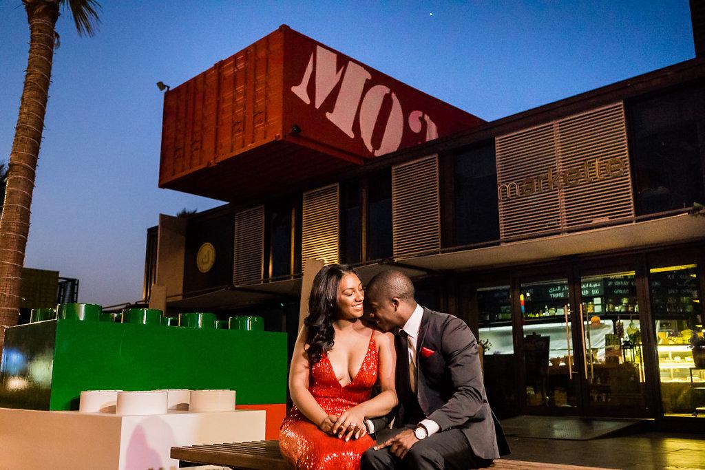 Box Park Dubai Photoshoot