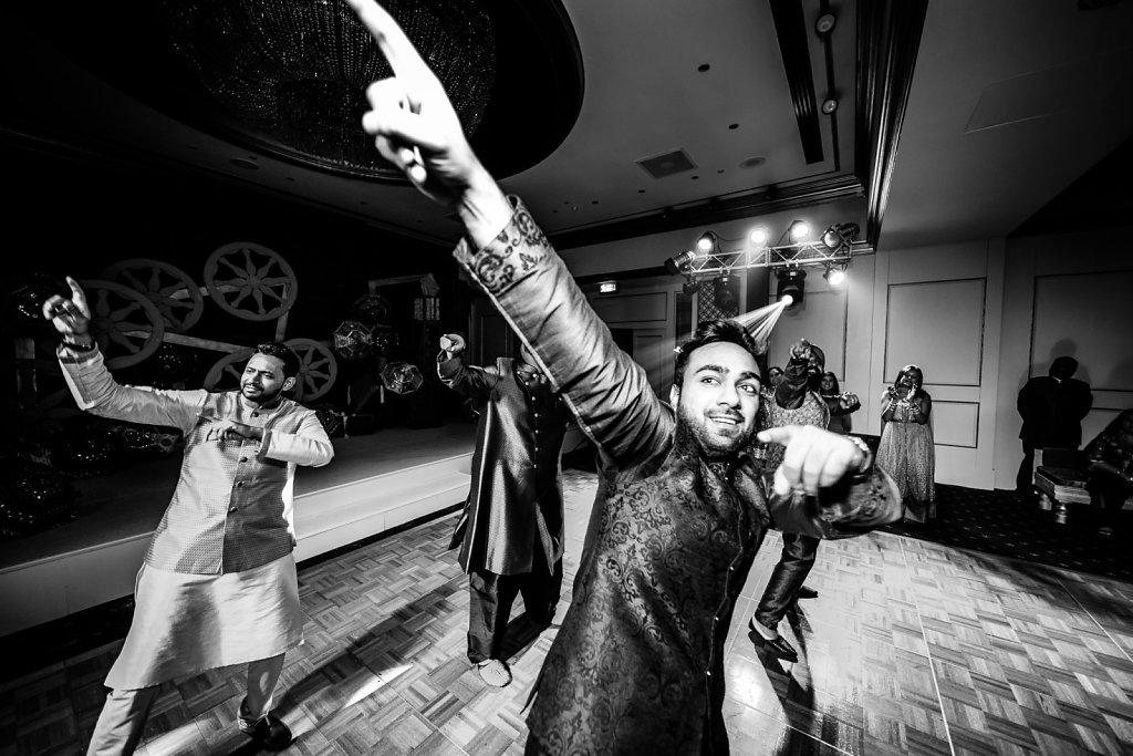 A & P - Wedding at Westin Dubai